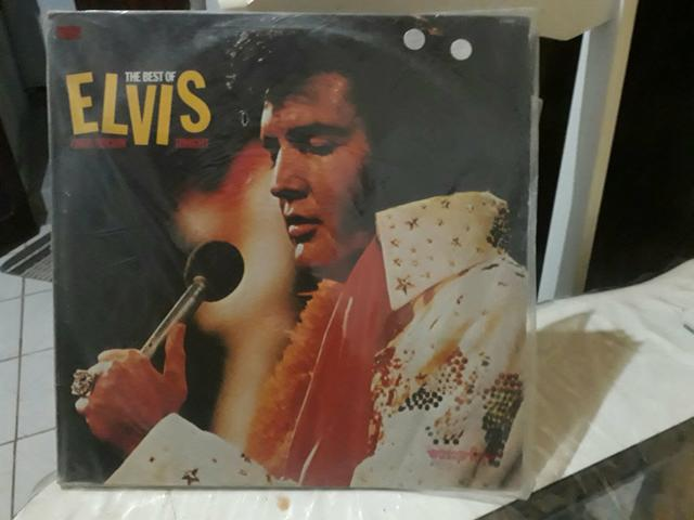 Disco do Elvis Presley ( The best of Elvis good rockin' tonight )