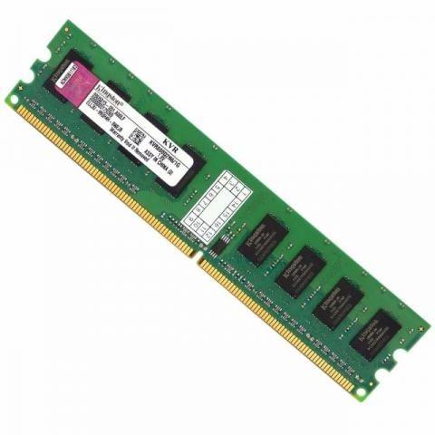 Memória Kingston 1gb Ddr2 800mhz Desktop kvr800d2n6-1g