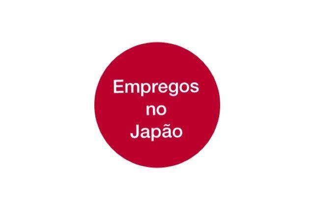 Vagas de trabalho no Japão