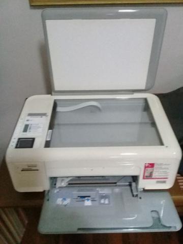 Impressora photosmart c4200 series