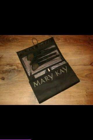 Estojo para Pincéis Mary Kay