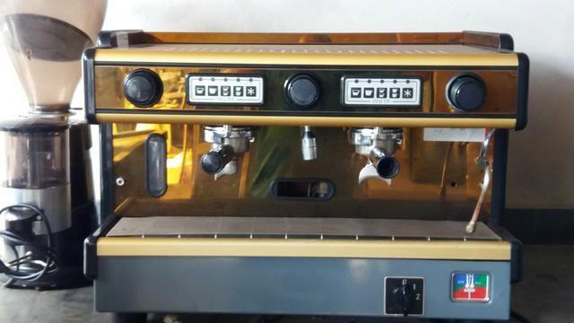 Maquina para café expresso