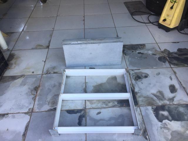 Formas de bloco de concreto celular e máquina para fazer espuma
