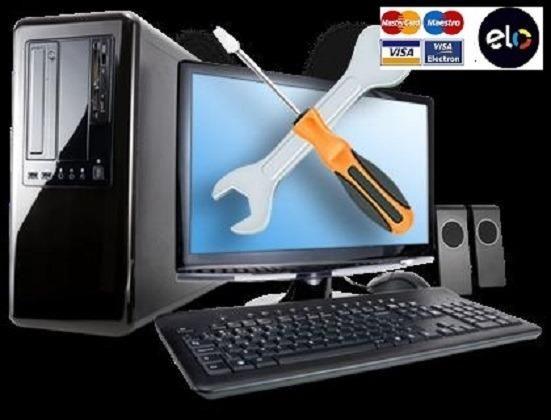 Formatação, Conserto ou Manutenção do seu Computador