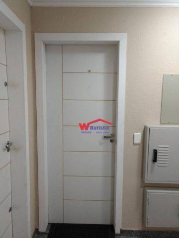 Apartamento com 2 dormitórios à venda, 57 m² por r$ 250.000 - rua vinte e cinco de dezembr - Foto 4