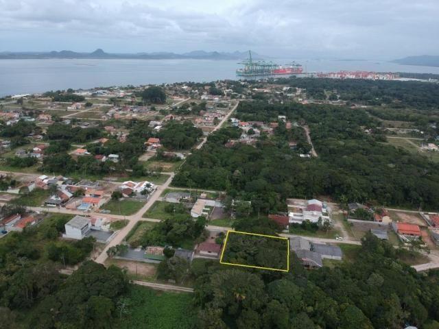 Terreno à venda, 312 m² por r$ 60.000,00 - recanto do farol - itapoá/sc - Foto 5