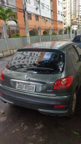 Peugeot 207 completo Flex econômico
