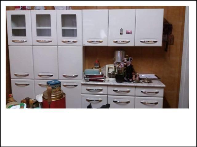 Conjunto De Armário De Cozinha 3 Modulos Móveis Centro