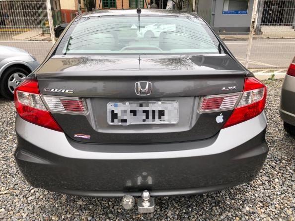 HONDA CIVIC 2012/2012 1.8 LXL 16V FLEX 4P AUTOMÁTICO - Foto 4