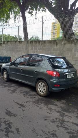 Peugeot 207 completo Flex econômico - Foto 3