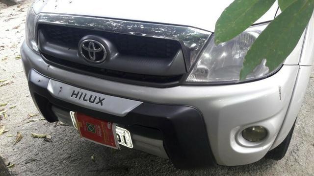 Hilux Turbo Diesel Srv 3.0 Automática 4x4 2010 - Foto 20