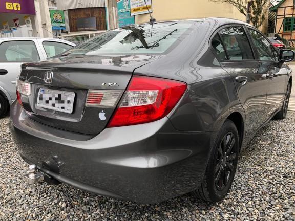 HONDA CIVIC 2012/2012 1.8 LXL 16V FLEX 4P AUTOMÁTICO - Foto 3