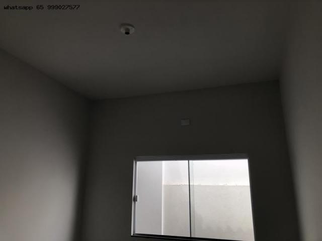 Casa para Venda em Várzea Grande, MANGA, 2 dormitórios, 1 suíte, 2 banheiros, 2 vagas - Foto 4