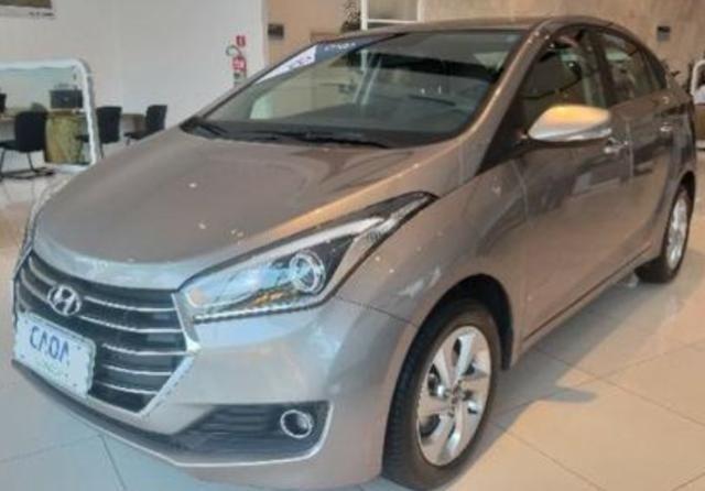 Hyundai HB20S Premium Automático 17/18 Lindo!