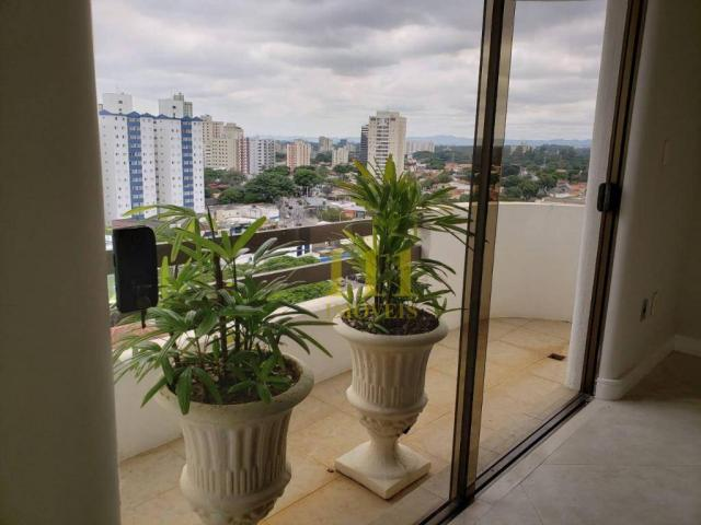 Cobertura com 5 dormitórios à venda, 628 m² por r$ 1.800.000 - vila ema - são josé dos cam - Foto 18