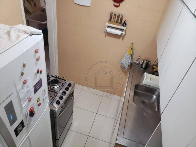 Apartamento com 2 dormitórios à venda, 60 m² por r$ 595.000,00 - tijuca - rio de janeiro/r - Foto 13