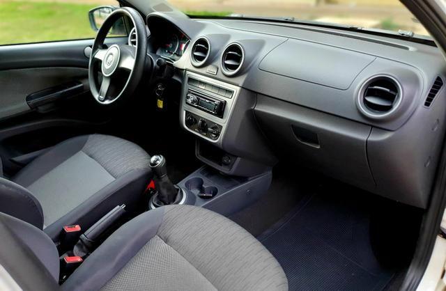 Aceita Troca VW Gol G6 1.0 Flex Baixo Km - Foto 7