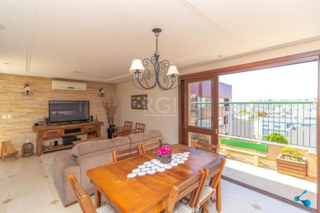Apartamento à venda com 3 dormitórios em Santo antônio, Porto alegre cod:VP87111 - Foto 4