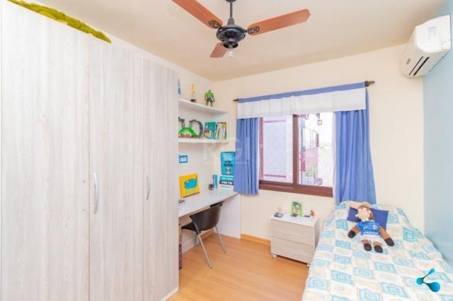 Apartamento à venda com 3 dormitórios em Santo antônio, Porto alegre cod:VP87111 - Foto 18
