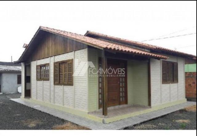 Casa à venda com 2 dormitórios em Centro, Balneário arroio do silva cod:416597