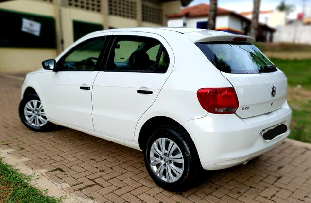 Aceita Troca VW Gol G6 1.0 Flex Baixo Km - Foto 2
