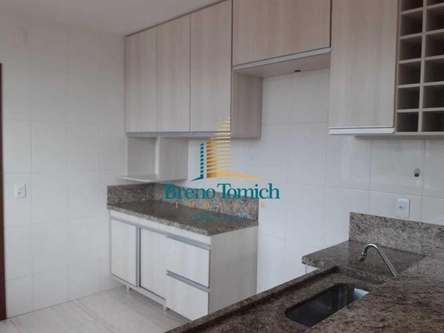 Apartamento com 3 dormitórios para alugar, 100 m² por r$ 1.300/mês - fátima - teófilo oton - Foto 3