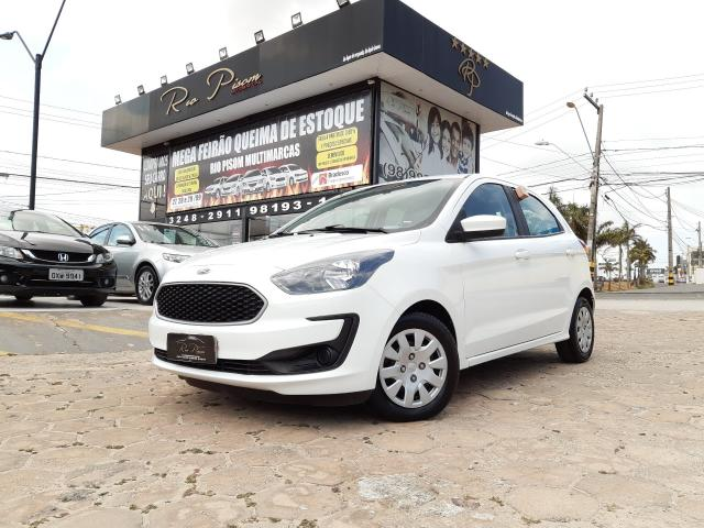 Ford Ka 1.0 SE 18/19 - Troco e Financio