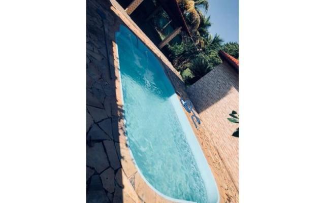 Ótima Casa em Itaipuaçu c/ 3Qtos (2 suítes),Piscina, Churrasqueira em Cond.  Segurança 24H - Foto 9