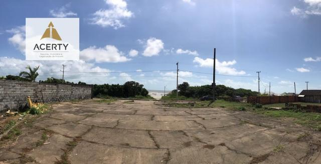 Terreno Frente a Praia do Atalaia, 1.060m2 de Área, Avenida Beira Mar, Salinas, Pará - Foto 2