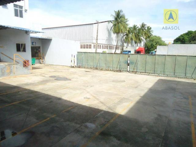Indústria para locação - Área - Galpão - Foto 4