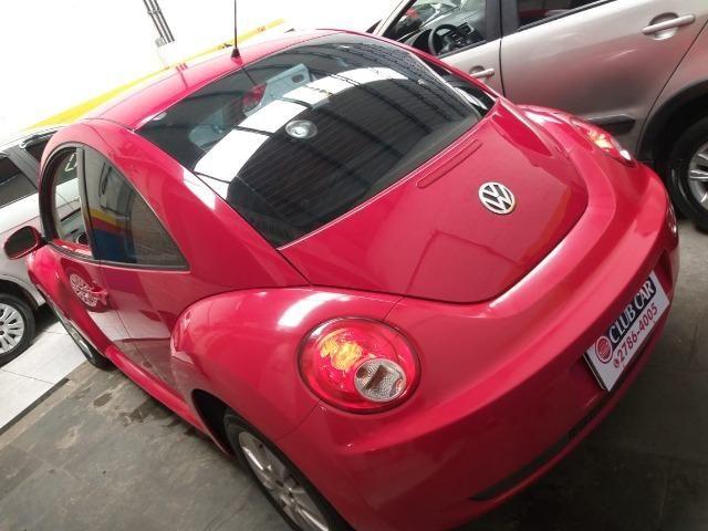 VW-Volkswagen New Beetle 2.0 2008 Completo - Foto 4