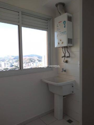 Apartamento com 2 dormitórios para alugar, 90 m² por r$ 1.600,00/mês - estrela sul - juiz  - Foto 11
