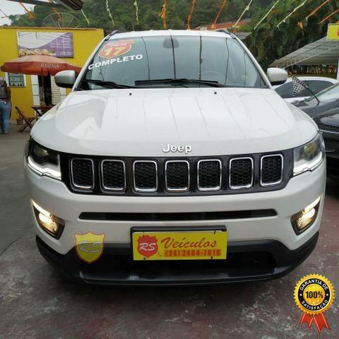 Jeep Compass Longitude Impecavel 2.0 Automatica - Foto 3