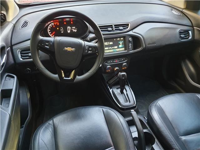 Chevrolet Prisma 1.4 mpfi lt 8v flex 4p automático - Foto 8