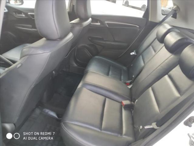 Honda Fit Exl 1.5 Automático Completo - Foto 9