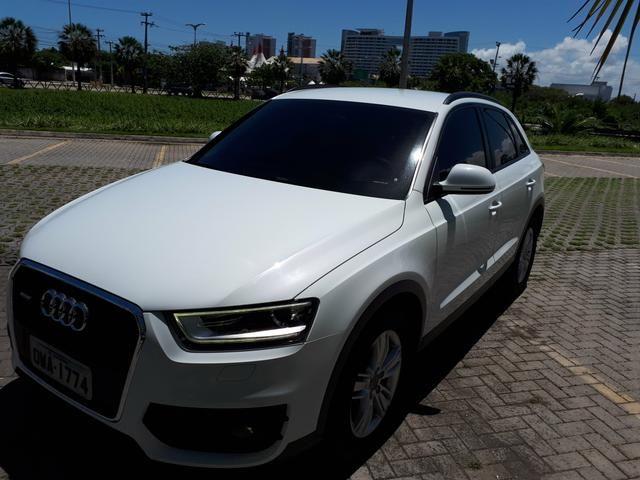Vendo ou troco carro menor Audi Q3 14/14
