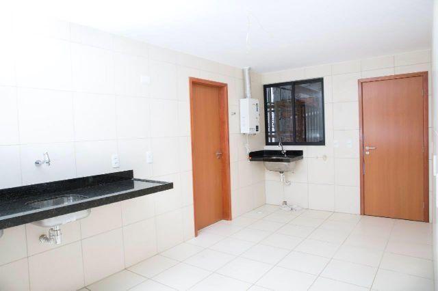 Excelente apto3/4 com suites,área de lazer,133 m2 - Foto 5
