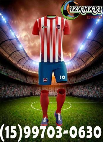 Uniforme de Futebol   Uniformes Esportivos   Camiseta de Futebol   Time  Amador   Várzea 7c039cbfb7ef9