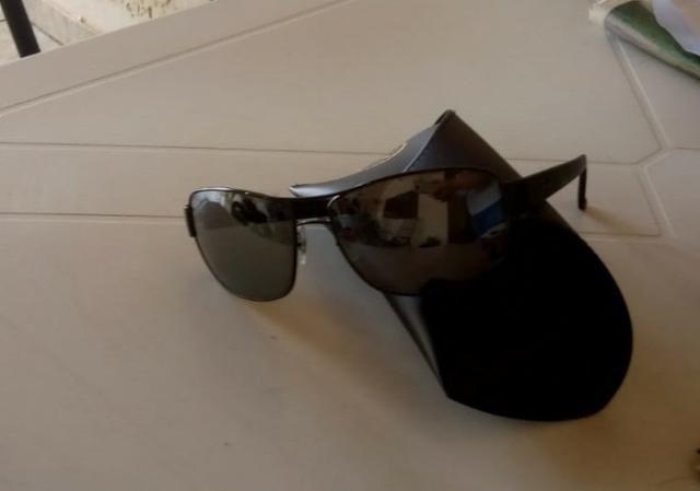 Óculos de Sol Masculino Original Ray Ban Semi Novo Excelente Estado ... 23131ae61c