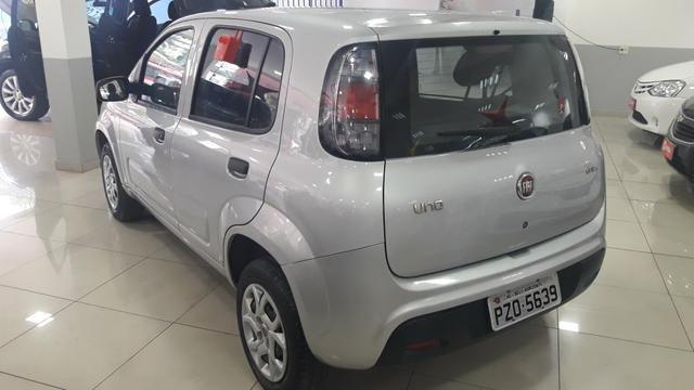 Fiat Uno Drive 4 pts Completa - Foto 3