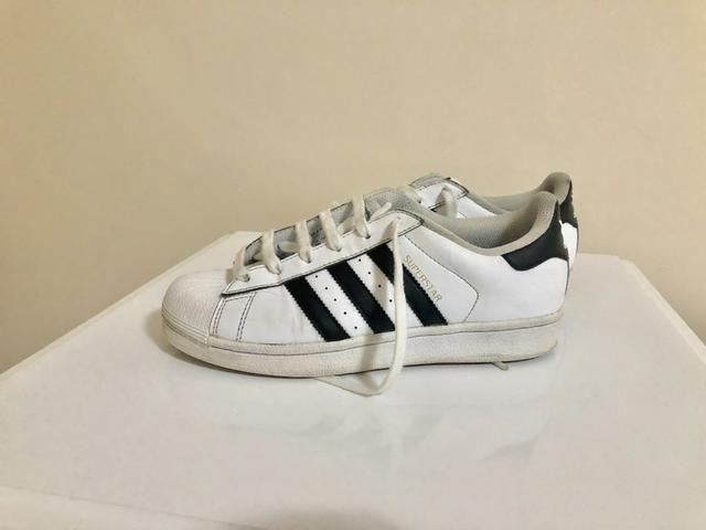 5857547eae Tênis Adidas original 110