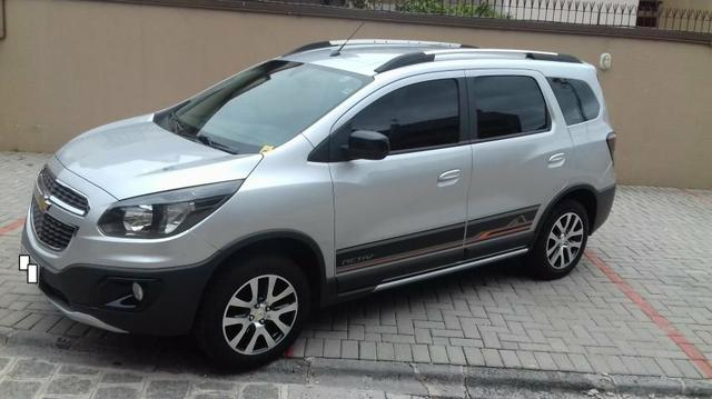 Gm Chevrolet Spin Activ 18 8v Econo Flex 5p Aut 2015
