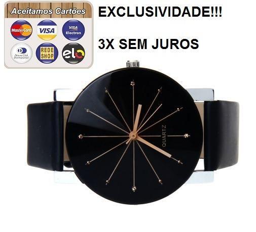 b4c10bfd666 Relógio De Quartzo Masculino Senors Lindo Design - Bijouterias ...