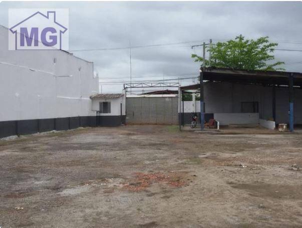Galpão para alugar, 366 m² por r$ 12.000/mês - botafogo - macaé/rj - Foto 12