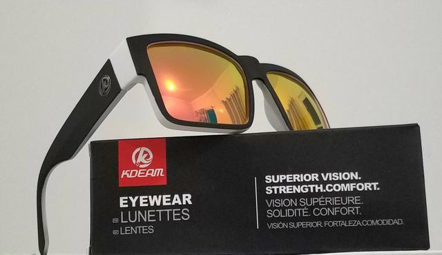 a0ce6c1a6 Óculos de Sol Importado KDEAM Polarizado - Bijouterias, relógios e ...