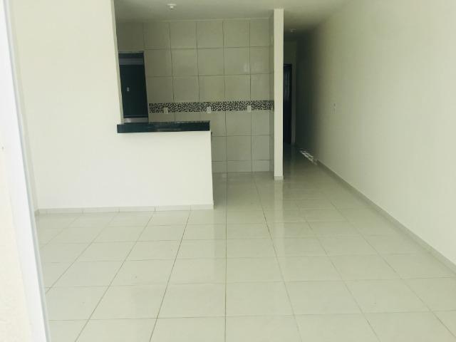 Linda casa com documentação grátis 2 quartos e 2 suites,entrada em 12x , * - Foto 7