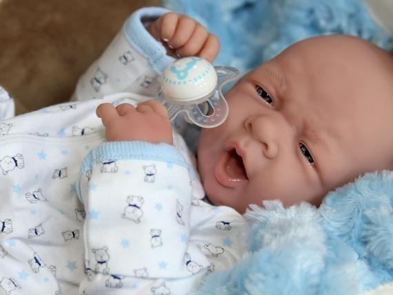 c0da7a78a82 Baby Reborn Original - Artigos infantis - Gonzaga, Santos 621892881 ...