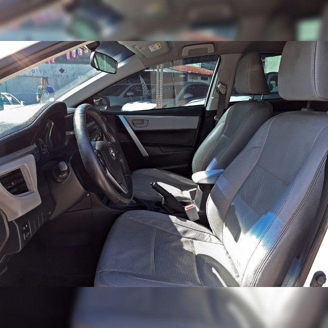 Toyota Corolla GLI 1.8 2017 Automático - Foto 5