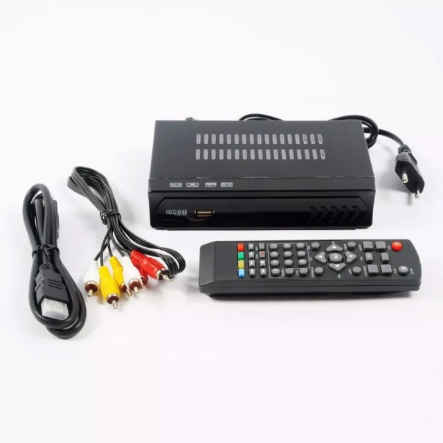 Conversor Digital P/ Tv Gravador Usb Hd1080 Pronta Entrega - Foto 4