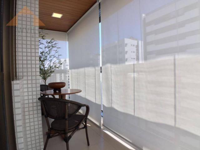 Apartamento com 2 quartos à venda, 34 m² por R$ 820.819 - Avenida Boa Viagem - Recife - Foto 3